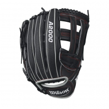 "A2000 1799 Super Skin 12.75"" Glove - Right Hand Throw by Wilson"