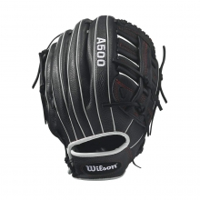 "Wilson A500 12.5"" Baseball Glove by Wilson"