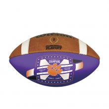 Clemson College Football Playoff Champions Autograph Ball – Official Size by Wilson in Sunnyvale Ca