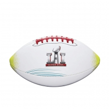 Super Bowl 51 Autograph Football by Wilson