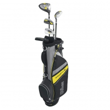 Profile Junior Medium Complete Golf Club Set by Wilson
