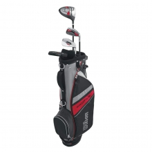 Profile Junior Small Complete Golf Club Set by Wilson
