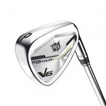 Staff FG Tour V6 Irons - Right Hand by Wilson
