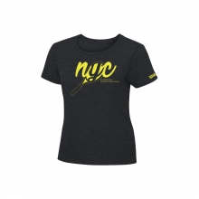 Women's 2016 US Open T-Shirt - Black by Wilson