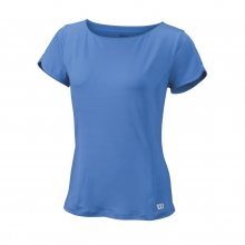 Women's Star Crossover Cap Sleeve Top by Wilson