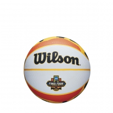 2017 NCAA Final Four Mini Rubber Basketball by Wilson