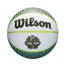 "2017 Women's NCAA Final Four Rubber Basketball (28.5"") by Wilson"