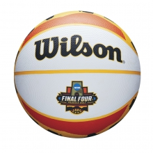 "2017 NCAA Final Four Rubber Basketball (29.5"") by Wilson"