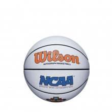 2017 NCAA Final Four Mini Autograph Basketball by Wilson
