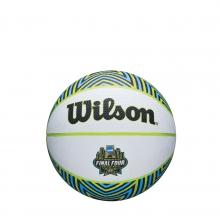 2017 Women's NCAA Final Four Mini Rubber Basketball by Wilson