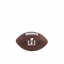 Super Bowl 51 Micro Mini Replica Football by Wilson