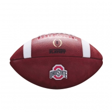 College Football Playoff Official Size Football - Ohio State by Wilson