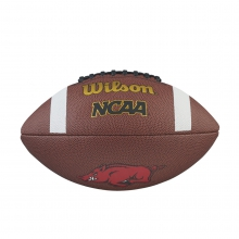 NCAA Composite Football - Arkansas by Wilson