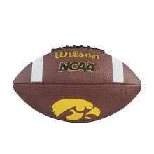 NCAA Composite Football - Iowa by Wilson