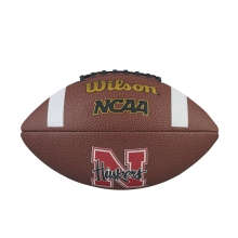 NCAA Composite Football - Nebraska by Wilson