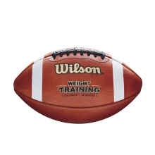 Weight Training Football by Wilson