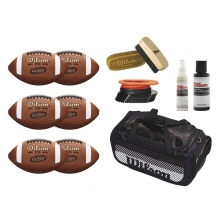 Football Game Day Kit by Wilson