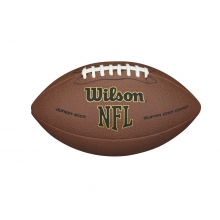 NFL Super Grip Composite Junior Football by Wilson