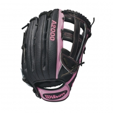 Breast Cancer Awareness A2000 1799 SS Glove - September 2013 by Wilson