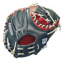 2014 Home Run Derby A2000 1791 Catcher's Mitt - June 2014 by Wilson