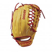 Gerardo Parra 2014 A2000 GP8 GM Glove - April 2014 by Wilson