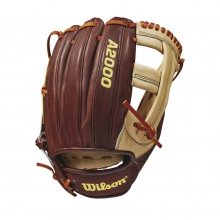 2015 A2000 EL3 Glove - October 2015 by Wilson