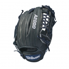 Alex Cobb Custom 2015 A2000 CJW GM Glove - January 2015