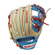 Tropical Blue 2016 A2000 1788 Glove - June 2016 by Wilson