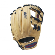 Dansby Swanson 2016 A2K 1787 GM Glove - December 2016