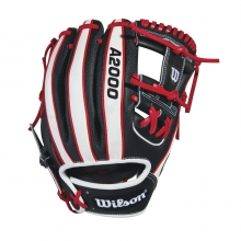 Two-Color SuperSkin A2000 1786 Glove - February 2017 by Wilson