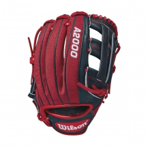 Jose Ramirez DW5 with Colored SS A2000 Glove - April 2017 by Wilson