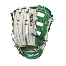 New SP13 Slow Pitch Pattern A2000 Glove - March 2017 by Wilson