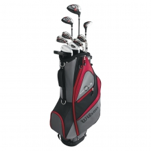 Wilson Profile XD Men's Package Set by Wilson