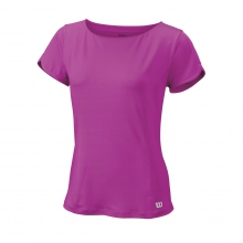 Women's Star Crossover Cap Sleeve by Wilson