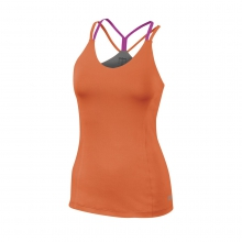 Women's Star Double Strap Tank by Wilson