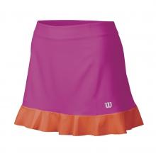 """Women's Star Ruffle Woven 12.5"""" Skirt by Wilson"""