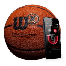 "X Connected Basketball - 29.5"" by Wilson"
