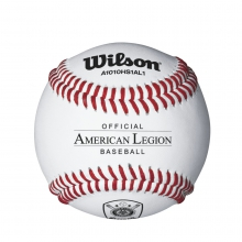 Wilson A1010 HS1 American Legion Baseballs by Wilson