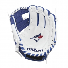 "A200 Toronto Blue Jays 10"" Tee Ball Glove by Wilson"