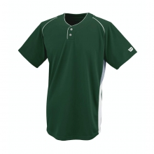 S200 Double Bar Mesh 2-Button Jersey - Youth by Wilson