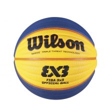 FIBA 3x3 Game Basketball by Wilson in Ames Ia