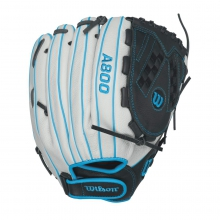 "A800 Aura 12.5"" Fastpitch Glove by Wilson"