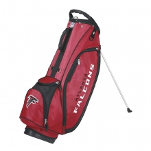 Wilson NFL Carry Golf Bag - Atlanta Falcons by Wilson