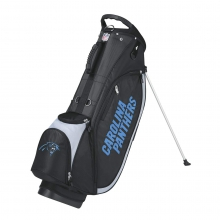 Wilson NFL Carry Golf Bag - Carolina Panthers by Wilson