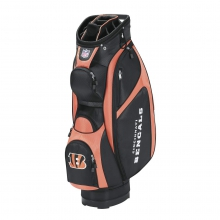 Wilson NFL Cart Golf Bag - Cincinnati Bengals by Wilson