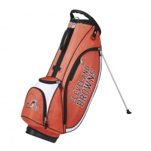 Wilson NFL Carry Golf Bag - Cleveland Browns by Wilson