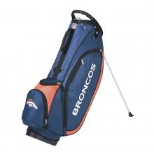 Wilson NFL Carry Golf Bag - Denver Broncos by Wilson
