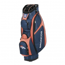Wilson NFL Cart Golf Bag - Denver Broncos by Wilson