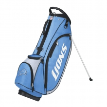 Wilson NFL Carry Golf Bag - Detroit Lions