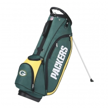 Wilson NFL Carry Golf Bag - Green Bay Packers by Wilson